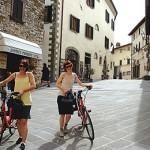 Vinregionen Chianti i Italien, som du kan nyde på din cykelferie