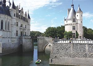 Cykeltur ved Loire og dens mange slotte
