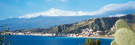 Sicilien byder på mange skatte.