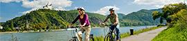 Du kan vælge mellem mange forskellige ruter og dejlige ture i verdenen