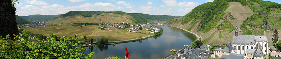 Cykelcruise ved Beilstein / Mosel