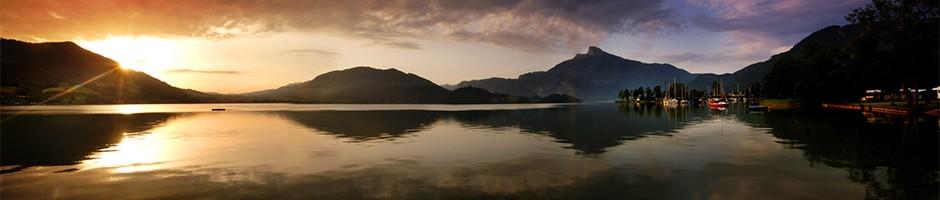 Sø i Østrig